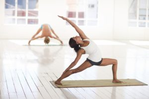 Yoga will help with your overall well-being and flexibility.