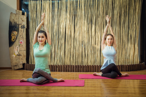 Make sure to consider other factors in choosing the right yoga mat size, such as will you practice in a yoga studio, or in a comfort of your home.