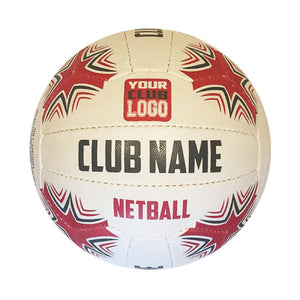 Custom Promotional Netball Branded Design your own