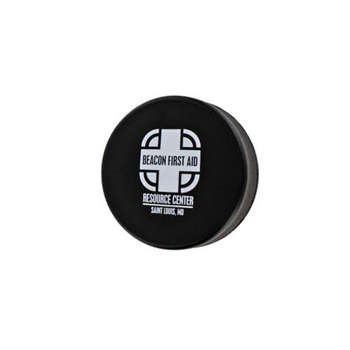 branded custom promo design your own promotional hockey puck