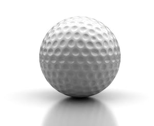 promotional golf ball