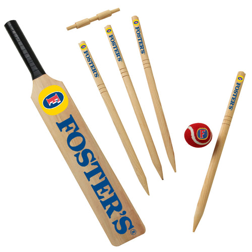 Promotional cricket set