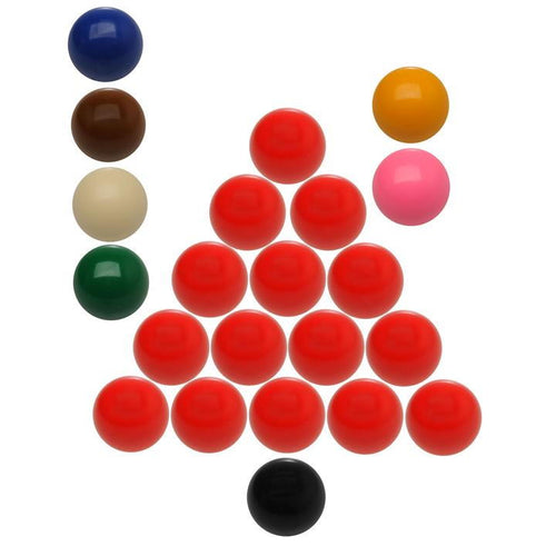 custom snooker balls