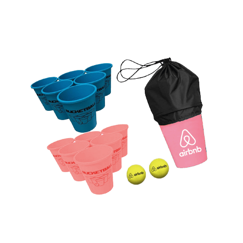 Promotional Bucket Ball