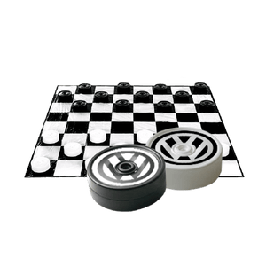 Promotional Giant Checkers