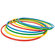 Load image into Gallery viewer, variety color custom branded promotional hula hoop