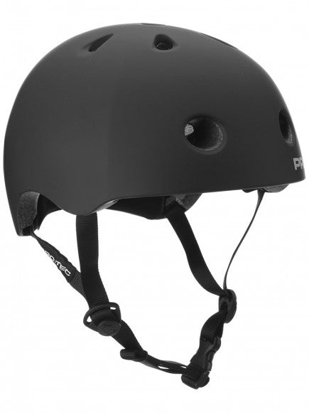 black durable custom branded promotional skateboarding helmet