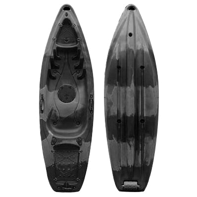 Black Custom Promotional Kayak