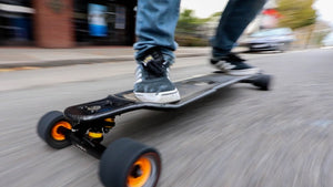 promotional electric skateboard disrupt sports