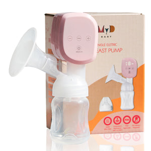 Portable LCD Electric Breast Pump
