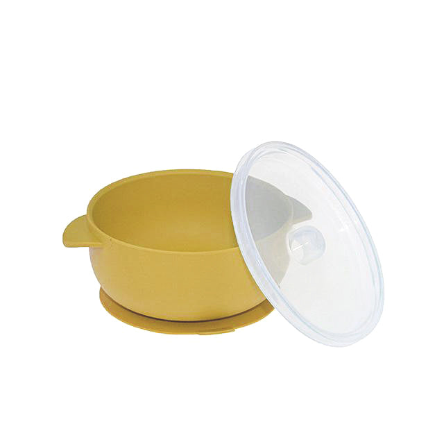 Baby's On the Go Feeding Silicone Bowl