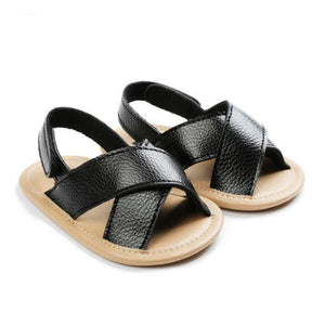 0-18 Months Baby's Leather Sandal