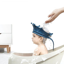 Load image into Gallery viewer, Baby's Crown Shower Cap