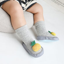 Load image into Gallery viewer, First Baby Newborn Sock Shoes