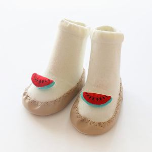First Baby Newborn Sock Shoes