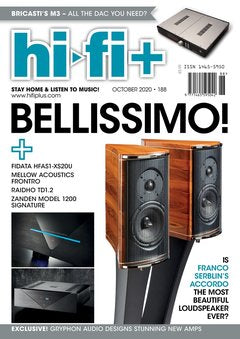 hi-fi+ issue 188 cover