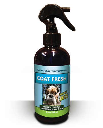 COAT FRESH - For Dogs