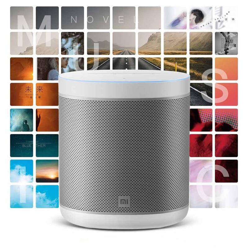 Xiaomi Mi Speaker Art AI Smart Bluetooth Wireless LED Light DTS Tuning Stereo Subwoofer Metal