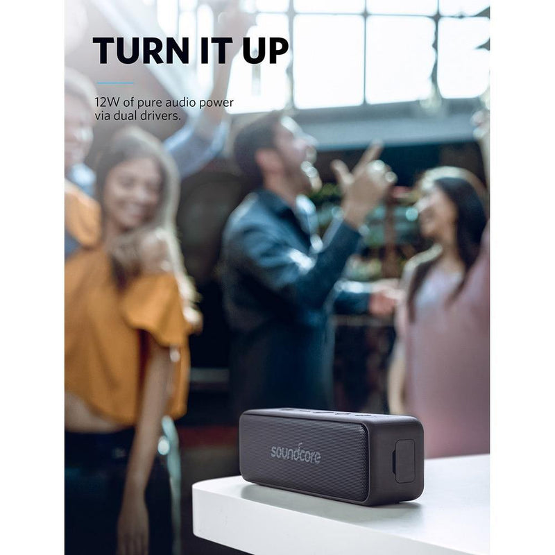 Anker Soundcore Motion B Portable Bluetooth Speaker with 12W Louder Stereo Sound - asmpick