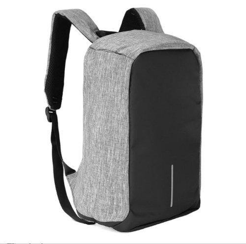 Anti Theft Backpack Travel Bag Laptop Notebook With External USB Charging Port - asmpick