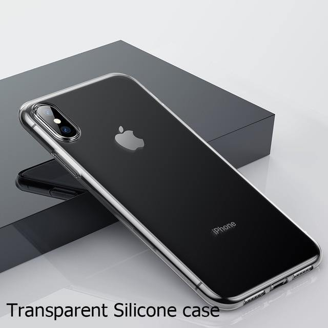 Baseus 0.3mm Full Coverage Tempered Glass For iPhone Xs Xs Max XR - asmpick