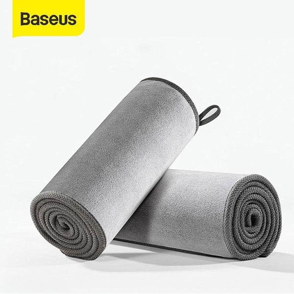 Baseus Car Wash Towel Microfiber Auto Cleaning Drying Cloth Washing Towels Accessories - asmpick