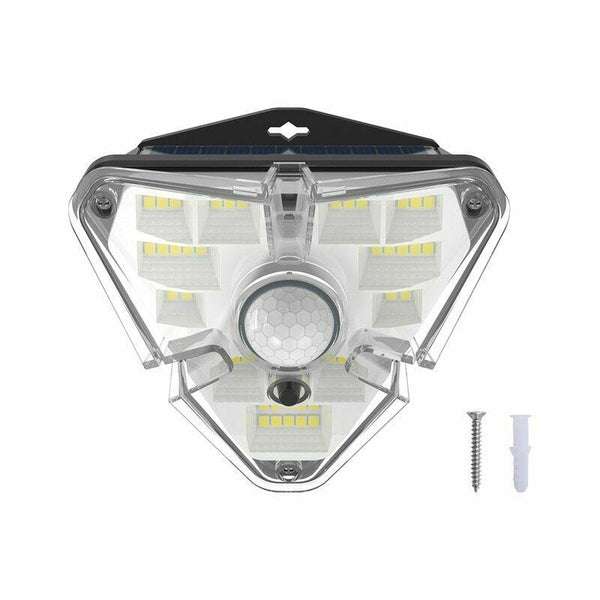 Baseus LED Solar Light Outdoor Lamp PIR Motion Sensor Garden Waterproof Exterior - asmpick