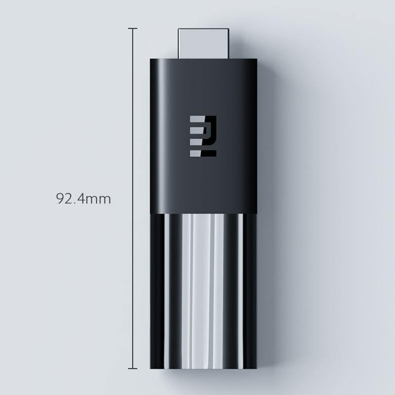 Xiaomi Mi TV Stick Global Version Android TV 1080P HD Dual Decoding 1GB RAM 8GB Google Assistant Netflix Wifi 5 - asmpick