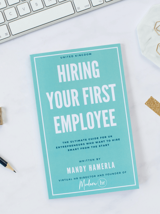 Hiring your first Employee (Paperback Book)