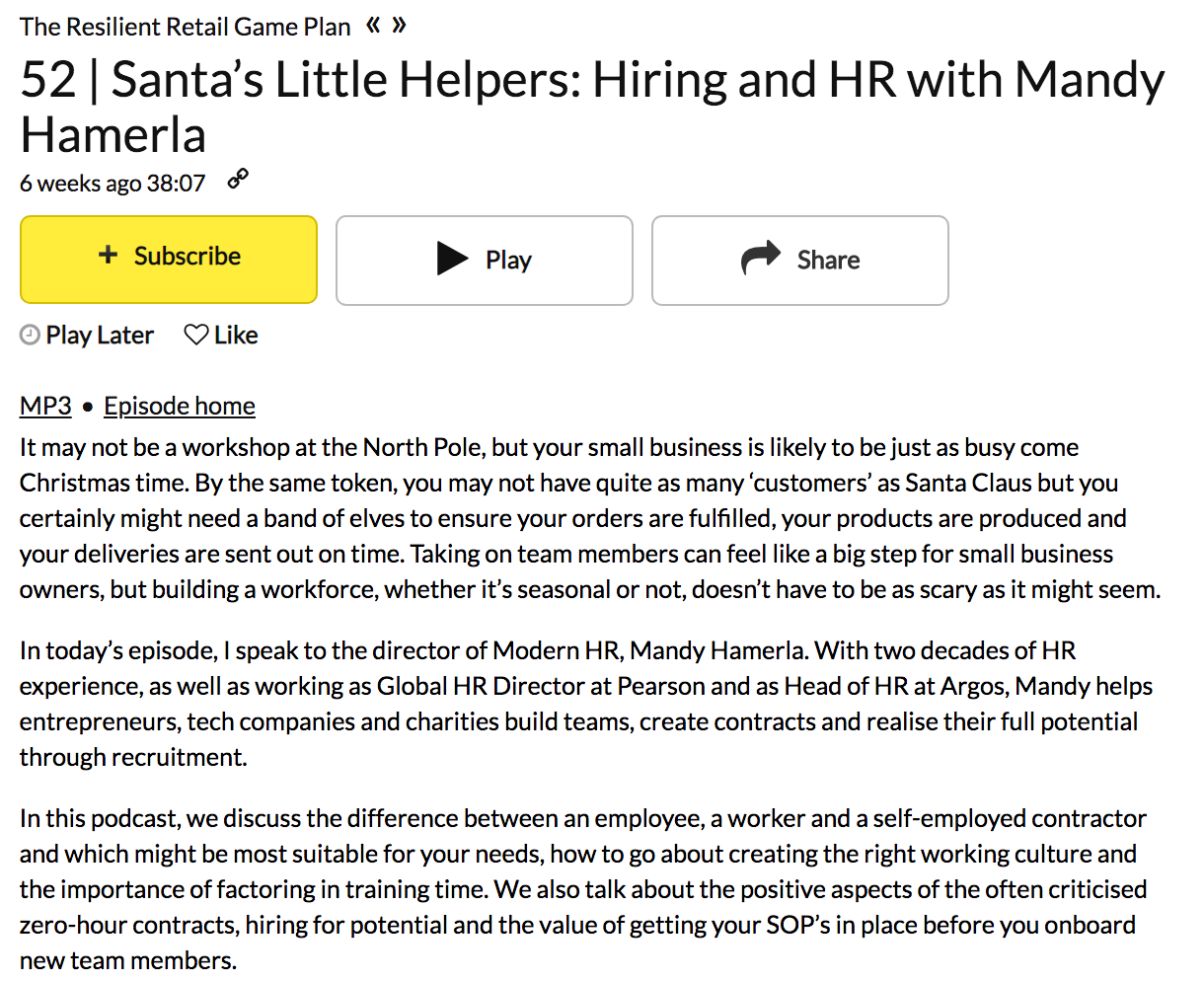 HR Consultant for Small Businesses, UK   Modern HR,