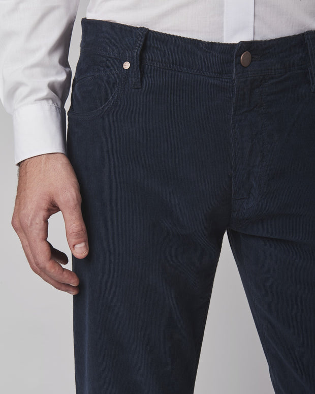 Martin 5-Pocket Stretch Corduroy Trousers