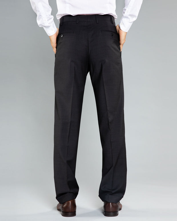 Devon birdseye weave Dress Trousers