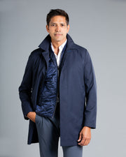 ZANELLA 3 in 1 Raincoat with Removable vest
