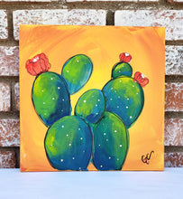 Load image into Gallery viewer, Art Box - Summer Cactus
