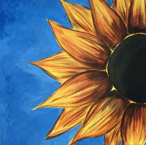 Art Box - Sunflower