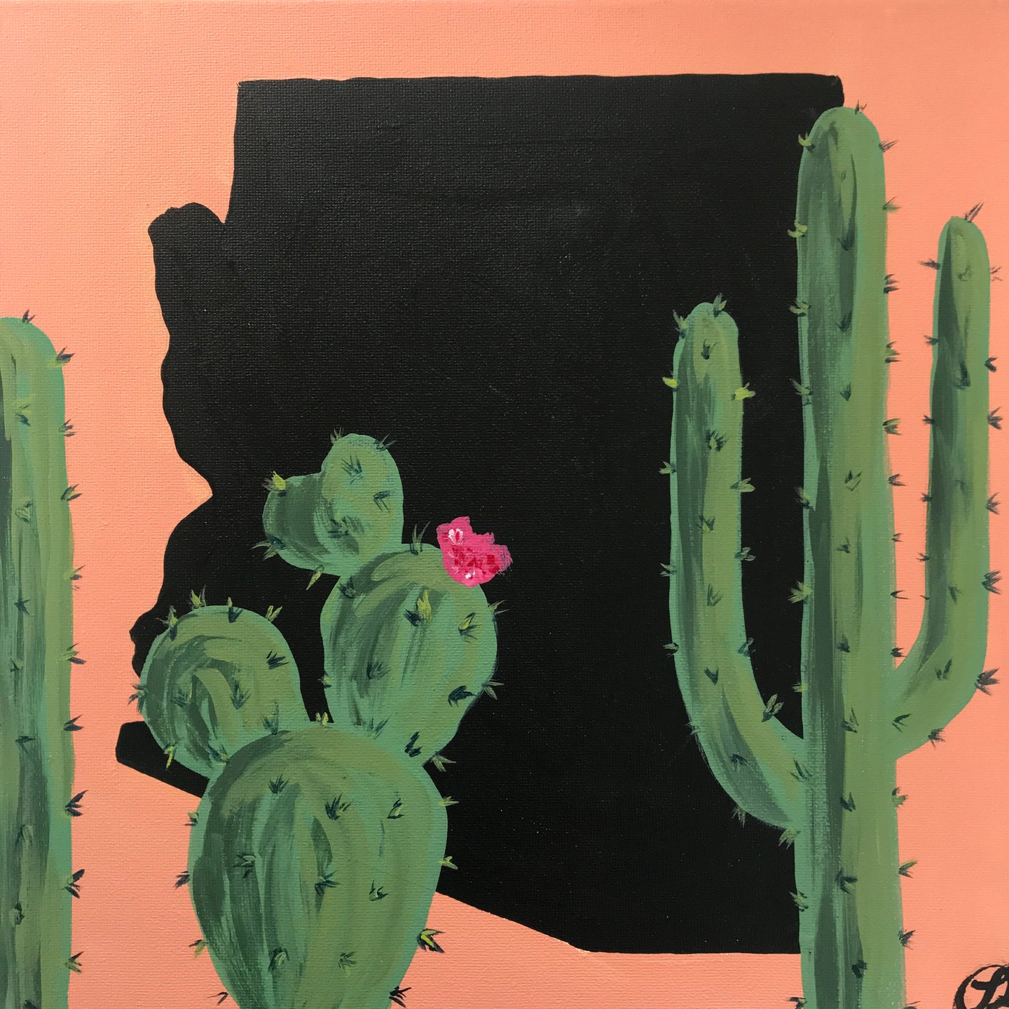 Art Box - The Cactus State
