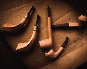 Cinq pipes