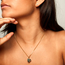 Load image into Gallery viewer, The Raw One Pyrite Necklace