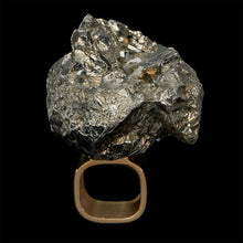 Load image into Gallery viewer, Art Ring Pyrite
