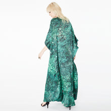 Load image into Gallery viewer, Dunaway Malachite Kaftan