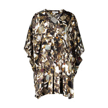 Load image into Gallery viewer, Dunaway Kaftan Pyrite Crystal