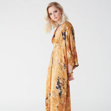Load image into Gallery viewer, Dunaway yellow fluorite kaftan