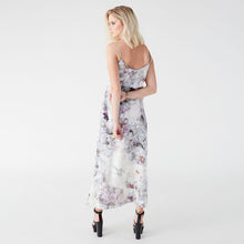 Load image into Gallery viewer, Pfeiffer purple fluorite slip dress