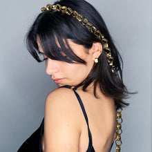 Load image into Gallery viewer, MMM EAR CUFF 18 carat gold vermeil brushed