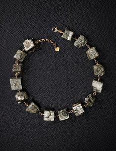 Not A Pearl Necklace Pyrite
