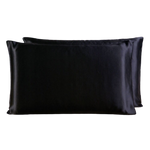 Load image into Gallery viewer, Your MajestyⓂ Silk Zipper Pillowcase (2 Case)