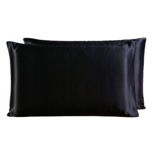 Your MajestyⓂ Silk Zipper Pillowcase (2 Case)