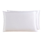 Charger l'image dans la galerie, Your MajestyⓂ Silk Zipper Pillowcase (2 Case)