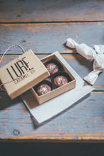 Load image into Gallery viewer, 4 Pack Dipped Caramels - Sea Salt