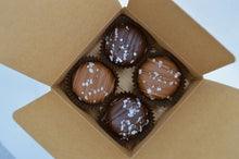 Load image into Gallery viewer, 4 Pack Dipped Caramels - Almond